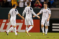 Los Angeles Galaxy vs Vancouver Whitecaps September 17 2011