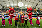 The Opening Ceremony of the HSBC Hong Kong Rugby Sevens 2018 on 06 April 2018, in Hong Kong, Hong Kong. Photo by Marcio Rodrigo Machado / Power Sport Images