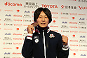 2012 Olympic Games - Yoshie Ueno Press Conference