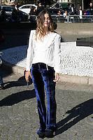 Louise Grinberg - Show MIU MIU - Paris Fashion Week Womenswear Spring/Summer 2017 - 5 octobre 2016 - FRANCE