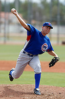 Josh Whitlock  - Chicago Cubs - 2009 extended spring training.Photo by:  Bill Mitchell/Four Seam Images