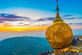 Temple d'or - Birmanie