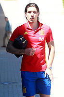 Spain's Hector Bellerin after training session. June 5,2017.(ALTERPHOTOS/Acero)