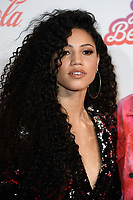 Vick Hope<br /> at Capital's Jingle Bell Ball 2018 with Coca-Cola, O2 Arena, London<br /> <br /> ©Ash Knotek  D3465  08/12/2018