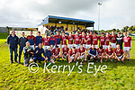 Cromane celebrate been crowned the 2020 Novice Club football Champions after defeating Asdee in the final