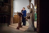 2017/11/08 Potsdam | Oberlin | Angela Merkel