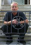 Mostra Internazionale d'Arte Cinematografica di Venezia, Venice International Film Festival. 21 agosto 2002.Peter Mullen