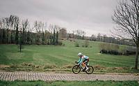 Oliver NAESEN (BEL/AG2R-LaMondiale)<br /> <br /> 74th Omloop Het Nieuwsblad 2019 <br /> Gent to Ninove (BEL): 200km<br /> <br /> ©kramon