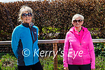 Enjoying a stroll in the Killarney National park on Thursday, l to r: Mary O'Connor and Ann Wrenn.