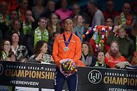 SPEEDSKATING: HEERENVEEN: 11-01-2020, IJsstadion Thialf, European Championship distances, Podium 500m Men, Dai Dai Ntab (NED), ©foto Martin de Jong