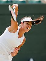 29-6-09, England, London, Wimbledon, Ana Ivanovic