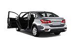 Car images of 2017 Nissan Sentra SV 4 Door Sedan Doors