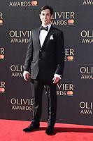 Adam Garcia<br /> arriving for the Olivier Awards 2017 at the Royal Albert Hall, Kensington, London.<br /> <br /> <br /> ©Ash Knotek  D3245  09/04/2017