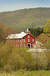 Brookside Farms Barn, US Route 50, Aurora, West Virginia. Brookside Inn 800.588.6344 or 304.735.6344.www.brooksideinnwv.com
