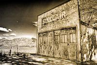 Sinclair Station - Utah (Sepia)