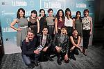 Actors MACARENA GARCÍA, LLUM BARRERA, CLAUDIA TRAISAC, ANNA CASTILLO, BELÉN CUESTA, GRACIA OLAYO, SOLE OLAYO, ANDREA ROS, RICHARD COLLINS-MOORE and ANGY FERNÁNDEZ attends La Llamada theater play in Madrid, Spain. April 15, 2015. (ALTERPHOTOS/Victor Blanco)