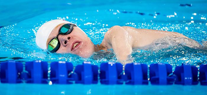 Jacob Brayshaw, Lima 2019 - Para Swimming // Paranatation.<br /> Jacob Brayshaw competes in Para Swimming // Jacob Brayshaw participe en paranatation. 26/08/2019.