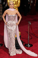 HOLLYWOOD, LOS ANGELES, CA, USA - MARCH 02: Lady Gaga at the 86th Annual Academy Awards held at Dolby Theatre on March 2, 2014 in Hollywood, Los Angeles, California, United States. (Photo by Xavier Collin/Celebrity Monitor)