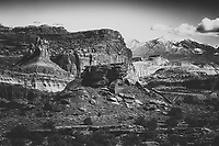Panorama of Capital Reef National Park, Utah