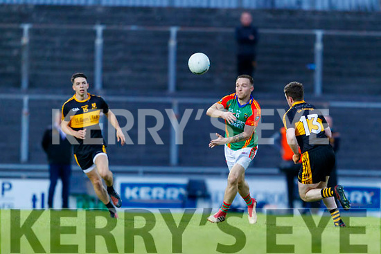 Darran O'Sullivan, Mid Kerry during the Kerry County Senior Football Championship Semi-Final match between Mid Kerry and Dr Crokes at Austin Stack Park in Tralee, Kerry.