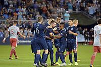 Sporting Kansas City vs Atlanta United, August 6, 2017