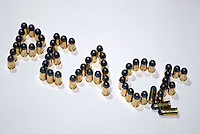Peace bullets.