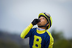 July 18, 2015: Gabriel Charles with Mike Smith up win the Grade I Eddie Read Stakes at Del Mar Thoroughbred Club in Del Mar, California. Zoe Metz/ESW/CSM