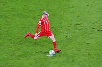 02.12.2017,  Football 1.Liga 2017/2018, 14. match day, FC Bayern Muenchen - Hannover 96, in Allianz-Arena Muenchen.   Robert Lewandowski (FC Bayern Muenchen) goal penalty  *** Local Caption *** © pixathlon<br /> <br /> +++ NED + SUI out !!! +++<br /> Contact: +49-40-22 63 02 60 , info@pixathlon.de