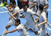 Iran (IRN) vs Portugal (POR), 01-10-2016. 3er 4to Puesto