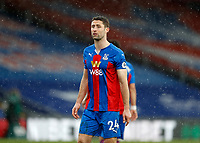 10/13th March 2021; Selhurst Park, London, England; English Premier League Football, Crystal Palace versus West Bromwich Albion; Gary Cahill of Crystal Palace
