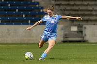 Chicago, IL - Wednesday Sept. 07, 2016: Arin Gilliland during a regular season National Women's Soccer League (NWSL) match between the Chicago Red Stars and FC Kansas City at Toyota Park.