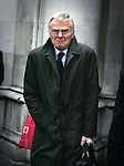 Max Mosley, president of the FIA, arrives at the High Court for his case against .the News of the World.....pic by Gavin Rodgers/Pixel 07917221968