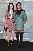 "Jennifer Connelly and Claudia Llosa attends Claudia´s Llosa ""No Llores Vuela"" movie premiere at Callao Cinema, Madrid,  Spain. January 21, 2015.(ALTERPHOTOS/)Carlos Dafonte) /NortePhoto<br /> NortePhoto.com"