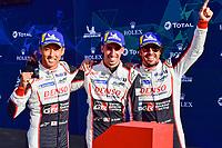 FIA WEC RACE - 6 HOURS OF SILVERSTONE (GBR) ROUND 3 08/17-19/2018