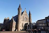 Nederland Den Haag - 2020. De Ridderzaal. Foto Berlinda van Dam / Hollandse Hoogte