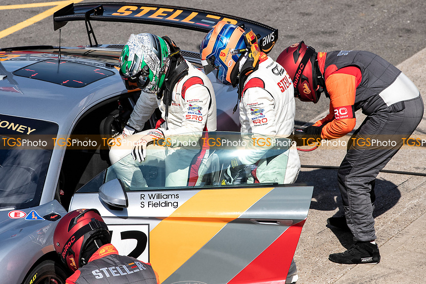 during the British GT & F3 Championship on 10th July 2021