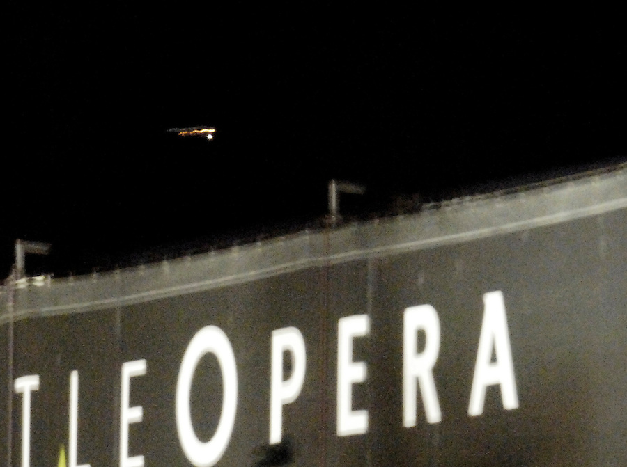 DETAIL, UFO Fly-by, Opera House