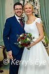 Manning/Harrington wedding in the Ballyseede Castle Hotel on Saturday December 5th