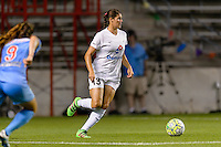 Chicago, IL - Saturday July 30, 2016: Brittany Taylor during a regular season National Women's Soccer League (NWSL) match between the Chicago Red Stars and FC Kansas City at Toyota Park.