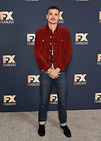PASADENA, CA - JANUARY 9:  Karl Glusman at the 2020 FX Networks TCA Winter Press Tour Star-Walk at the Langham Huntington on January 9, 2020 in Pasadena, California. (Photo by Scott Kirkland/FX Networks/PictureGroup)