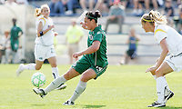 Melissa Tancredi controls the ball...Saint Louis Athletica and LA Sol played to a 0-0 tie at Robert Herman Stadium, St Louis, MO.
