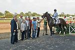 20 Jun 2010: Flamin' Hot, Alan Garcia up, wins the Anderson Fowler Stakes.
