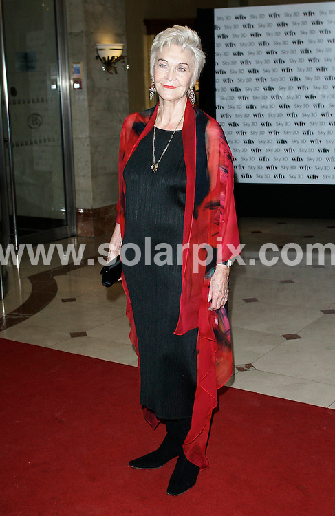 **ALL ROUND PICTURES FROM SOLARPIX.COM**                                             **WORLDWIDE SYNDICATION RIGHTS**                                                                                  Caption:  The Women in Film and TV Awards at the Hilton Park Lane in London                                                                             This pic:  Sheila Hancock                                                                                             JOB REF: 12552       LNJ       DATE:  3.12.2010                                                          **MUST CREDIT SOLARPIX.COM OR DOUBLE FEE WILL BE CHARGED**                                                                      **MUST AGREE FEE BEFORE ONLINE USAGE**                               **CALL US ON: +34 952 811 768 or LOW RATE FROM UK 0844 617 7637**