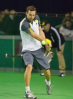 10-02-13, Tennis, Rotterdam, qualification ABNAMROWTT,  Tobios Kampke