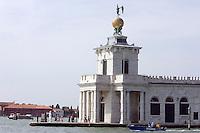 View of the Punta della Dogana contemporary art museum in Venice.<br /> UPDATE IMAGES PRESS/Riccardo De Luca
