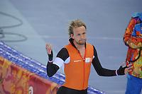 OLYMPICS: SOCHI: Adler Arena, 12-02-2014, 1000m Men, Michel Mulder (NED), ©foto Martin de Jong
