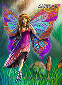 Carlie, REALISTIC ANIMALS, REALISTISCHE TIERE, ANIMALES REALISTICOS, paintings+++++Forest-Fairy,AUED11,#A#, EVERYDAY ,fantasy