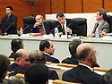 France 2002.Conférence de l' opposition kurde irakienne à Paris..France 2002.Kurdish Iraqi Opposition Conference in Paris