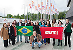 Berlin-Germany - May 18, 2014 -- International Trade Union Confederation - 3rd ITUC World Congress 'Building Workers' Power' -- Photo: © HorstWagner.eu / ITUC