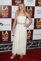 Alison Pill at Film Independent's 2012 Los Angeles Film Festival Premiere of 'To Rome With Love' at Regal Cinemas L.A. LIVE Stadium 14 on June 14, 2012 in Los Angeles, California. ©mpi21/MediaPunch Inc. NORTEPHOTO.COM<br /> NORTEPHOTO.COM<br /> *credito*obligatorio*<br /> *SOLO*VENTA*EN*MEXICO*